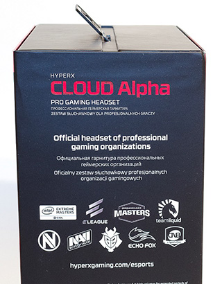HyperX Cloud Alpha Box2