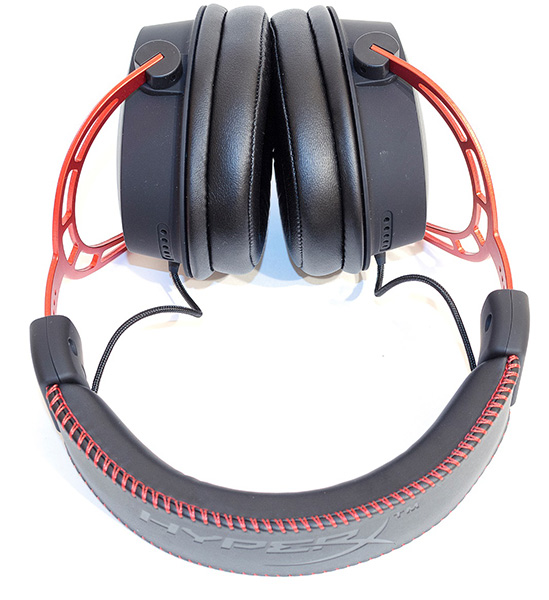 HyperX Cloud Alpha Up